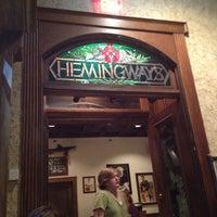 Photo taken at Hemingway's Blue Water Cafe by Sharesa M. on 12/14/2012