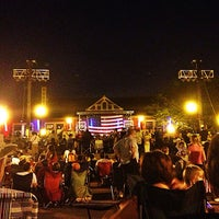 Photo taken at James Riehle Plaza by Aimee N. on 7/5/2013