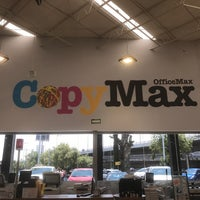 Photo taken at Office Max by Fer V. on 6/12/2017