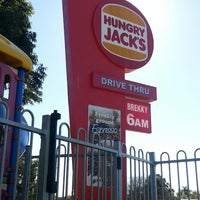 Photo taken at Hungry Jack's by David B. on 7/6/2013