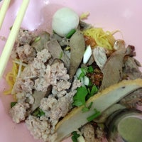 Photo taken at Wichai Noodle by Pawanrat S. on 12/15/2012