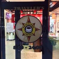 Снимок сделан в Traveler's Coffee пользователем Artem T. 11/17/2013