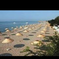 Снимок сделан в Semizkum Beach Silivri пользователем Mustafa S. 7/7/2013