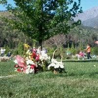 Foto tirada no(a) Cementerio Parque del Recuerdo Cordillera por Beatrix C. em 11/2/2012