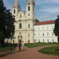 Photo taken at Zirci Arborétum by Péter M. on 8/30/2014