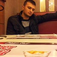 Photo taken at Pizza Hut by Ahmet K. on 12/6/2012