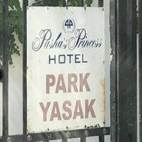 รูปภาพถ่ายที่ Pasha's Princess Hotel โดย Uğur Y. เมื่อ 9/12/2017
