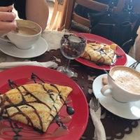 Photo taken at Jaga Cafe by Dana Z. on 10/26/2015