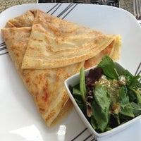 Photo taken at Crepe Expectations by Ryan H. on 10/5/2012