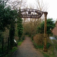 Photo taken at The Secret Garden by Steve A. on 2/20/2014