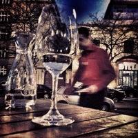 Photo taken at La Gare Brasserie & Le WINstub by Stanislav H. on 4/24/2013