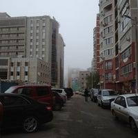 Photo taken at Аллейка Юрфак by Artyom S. on 12/14/2012