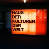 10/16/2012 tarihinde Driftawayziyaretçi tarafından Dünya Kültürleri Evi'de çekilen fotoğraf