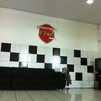 Photo taken at Centro Automotivo Flex Pneus by Alex R. on 10/22/2012