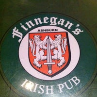 Photo taken at Finnegan's Grill by Judson C. on 1/26/2013