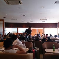 Photo taken at PURA INDAH First & Business Class Lounge by Morning H. on 6/15/2013