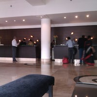 Photo taken at Hotel Green Park by Morning H. on 12/18/2012