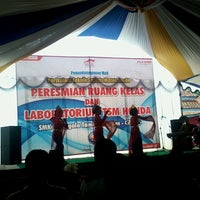 Photo taken at SMK Manggalatama Binangun, Cilacap by Djanu A. on 5/14/2013