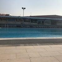 Photo taken at Asya Spor Merkezi Yüzme Havuzu by Emine G. on 8/9/2017