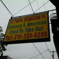 Photo taken at Twin dragon by Randy on 10/7/2012