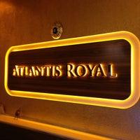 Photo taken at Atlantis Royal Sauna by Engin D. on 9/1/2013