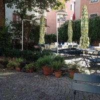 Photo taken at Geisterburg by Mela on 9/23/2012
