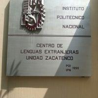 Photo taken at Cenlex Zacatenco by Hector S. on 9/27/2012