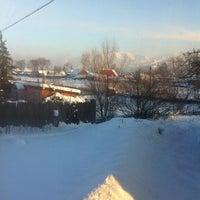 Photo taken at Новая Бухтарма by Дмитрий Т. on 12/31/2012