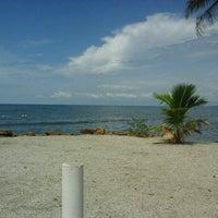 Photo taken at Playas Coveñas by Kelvin G. on 10/13/2016