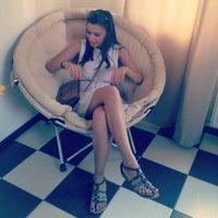 Photo taken at SuzAnna Beauty Style by Kseniya Z. on 6/21/2013