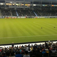 Photo taken at StubHub Center by Laurie D. on 11/2/2012