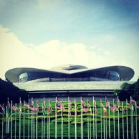 Photo taken at Putrajaya International Convention Centre (PICC) by نظر شه ع. on 12/2/2012