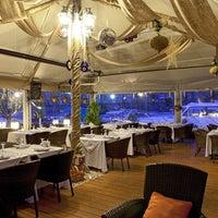 10/3/2012 tarihinde Ergün A.ziyaretçi tarafından Göksu Marine Restaurant'de çekilen fotoğraf