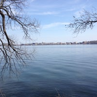Photo taken at Picnic Point by Courtney D. on 4/28/2013