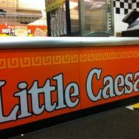 Photo taken at Little Caesars Pizza by Kayla S. on 9/30/2012