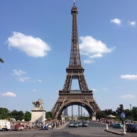 Photo prise au Tour Eiffel par Jaime A. le7/20/2013