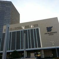 5/28/2013 tarihinde Hakan H.ziyaretçi tarafından JW Marriott Hotel Ankara'de çekilen fotoğraf