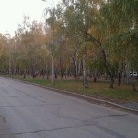 Photo taken at Аллея by Артур Г. on 10/7/2012