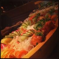 Photo taken at Zeni Sushi by Ami O. on 4/4/2013