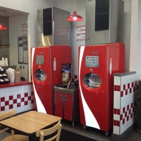 Photo taken at Five Guys by Jeff P. on 11/30/2012