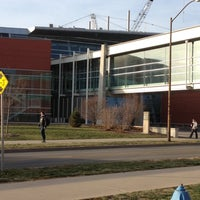 Photo taken at Howe Hall by Matthew T. on 11/29/2012