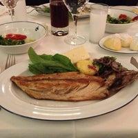 """11/24/2012 tarihinde """"Muharrem Güçlü""""ziyaretçi tarafından Angel Blue Balık Restaurant'de çekilen fotoğraf"""