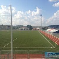 """Photo taken at Adapazarı Belediye Spor Kompleksi by """"Muharrem Güçlü"""" on 7/27/2013"""