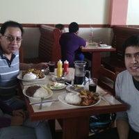 Photo taken at ¡Qué Rico! - Restaurant by Diego M. on 6/15/2014