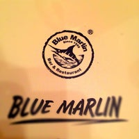 Photo taken at Blue Marlin by  D' Luffy on 7/6/2013