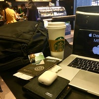 Photo taken at Starbucks by  D' Luffy on 10/10/2017