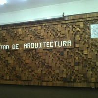 Photo taken at Facultad de Arquitectura de la UV by Ren M. on 9/26/2012