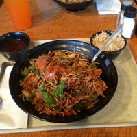 Photo taken at YC'S Mongolian Grill by Damian N. on 8/10/2013