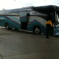 Photo taken at Terminal de Autobuses de Zitacuaro by Alex on 12/31/2012