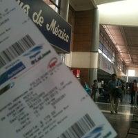 Photo taken at Terminal de Autobuses de Zitacuaro by Alex on 3/8/2013